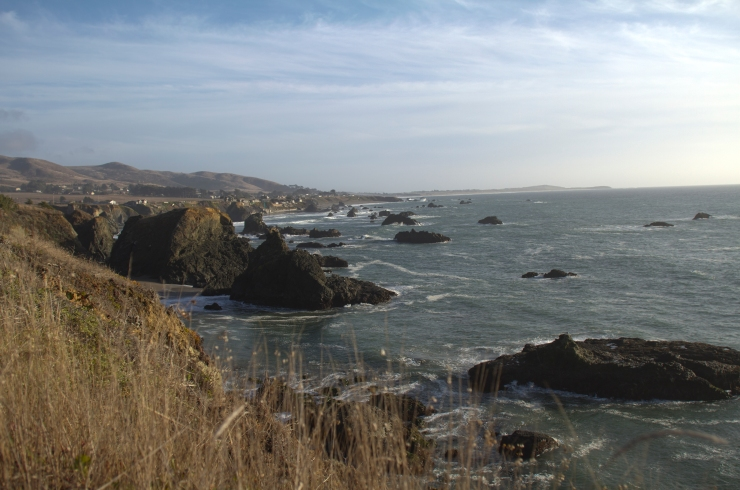 Bodega Bay (HDR composite image)